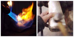 Fire:hammer